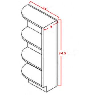 Base Open Shelf