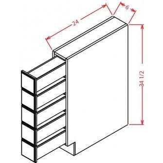 Base Spice Drawer - BSR