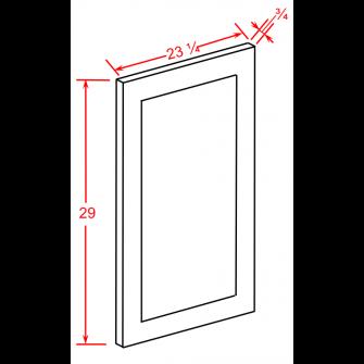 Panels - Base End Panel
