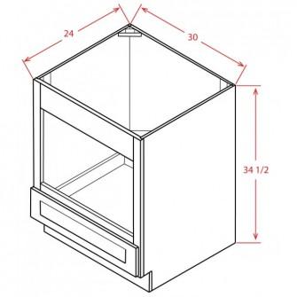 Base Microwave Cabinet