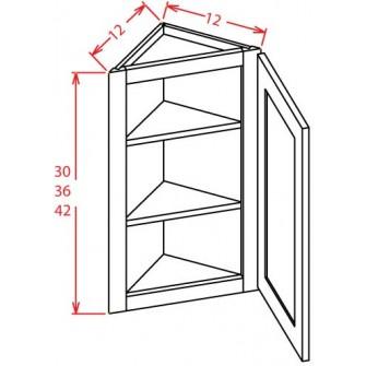 Angle Wall Cabinets