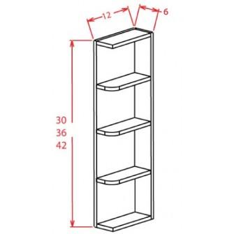Open End Shelves