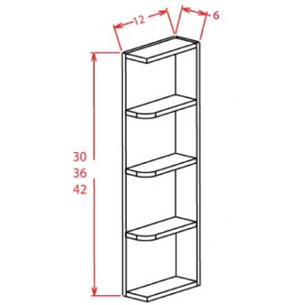 Open End Shelves