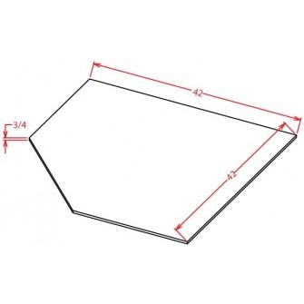 Sink Bases - Diagonal Sink Floor