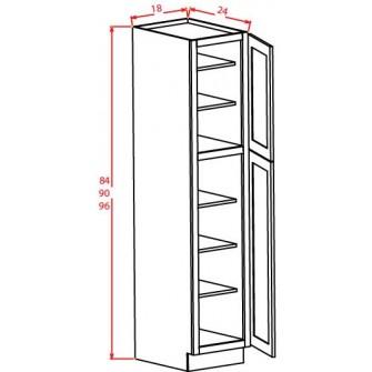 Utility Cabinets - 2 Doors